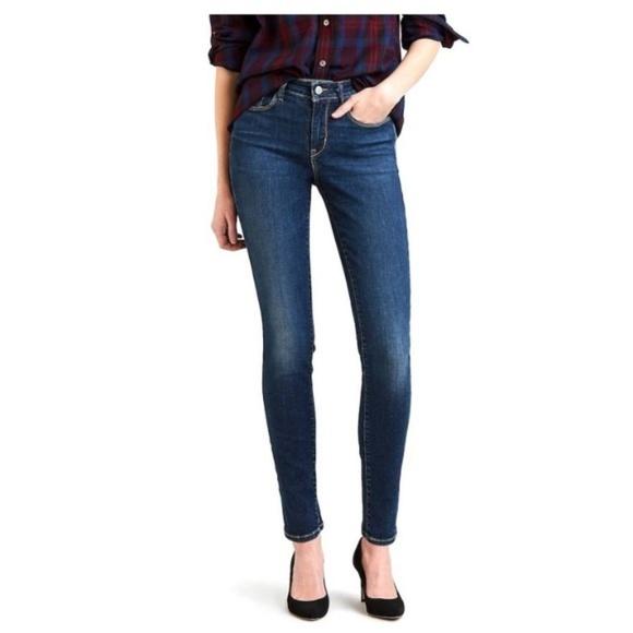 bde6ef67 Levi's Pants | Levis 811 Curvy Skinny Jeans 28 | Poshmark